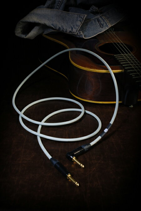 Kaminari (神鳴) / Acoustic Cable K-AC3SS 3m SS Light Blue【渋谷店】