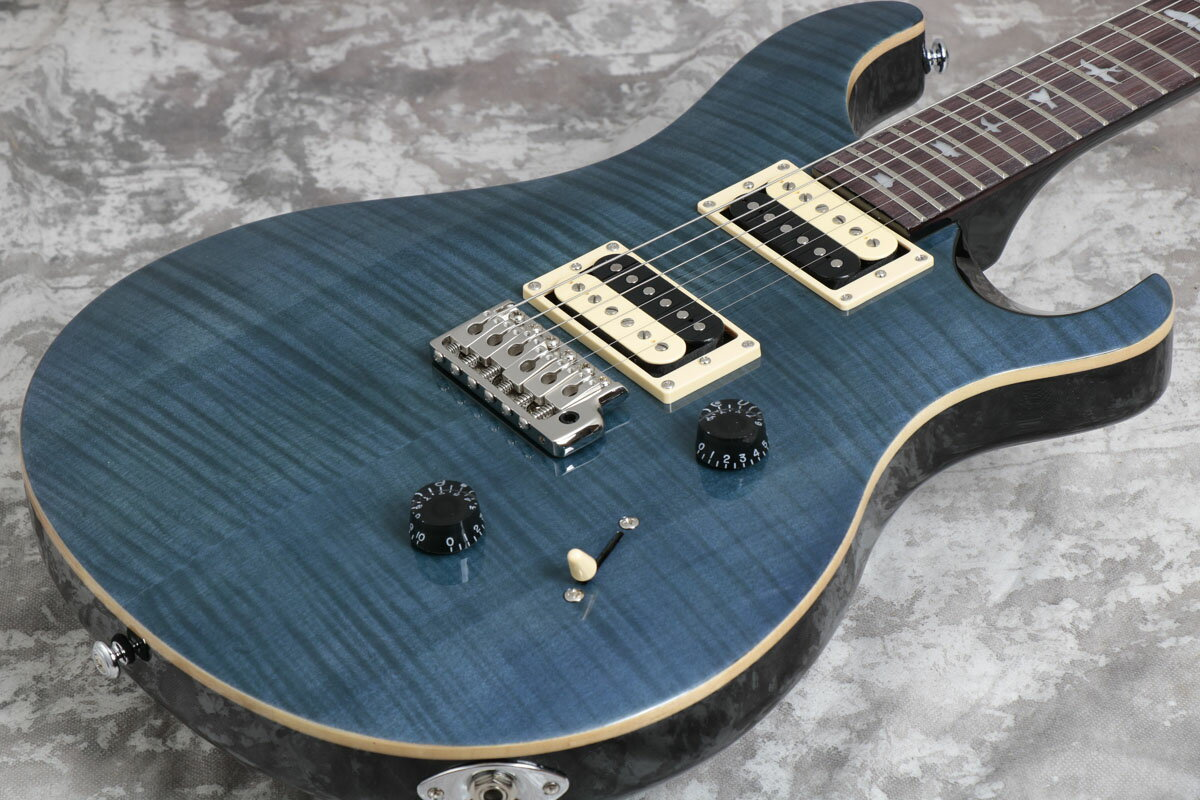 Paul Reed Smith (PRS) / 2017 SE Custom 24 Whale Blue (WB) ポールリードスミス【御茶ノ水本店】