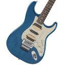 Fender / Michiya Haruhata Stratocaster Caribbean Blue Trans 春畑道哉モデル 《予約注文/納期未定》【御茶ノ水本店】
