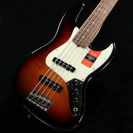 Fender USA / American Pro Jazz Bass V 3 Color Sunburst Rosewood フェンダー【渋谷店】【アウトレット特価】