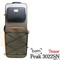 BAM/テナーサックス用ケースPEAK3022SNPERFORMANCEバム