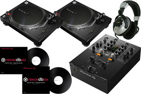 Pioneer パイオニア / DJM-250 MK2 + PLX-500 【DVSセット!】 DJセット【お取り寄せ商品】【渋谷店】