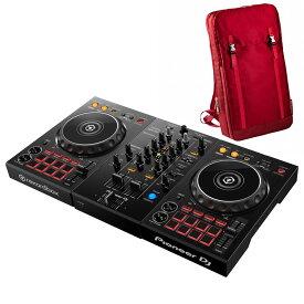 Pioneer DJ / DDJ-400 +MP-TB1-RD バックパックセット (レッド)【渋谷店】