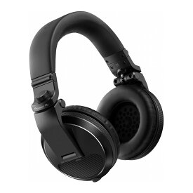 Pioneer / HDJ-X5-K ブラック DJヘッドホン【お取り寄せ商品】【渋谷店】