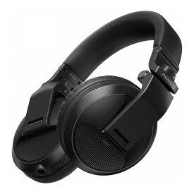 Pioneer / HDJ-X5BT-K (メタリックブラック) ワイヤレスDJヘッドホン【お取り寄せ商品】【渋谷店】