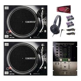 RELOOP / RP7000 MK2 + KUT NOTRICKS DJセット 【DJ BATTLE DVDサービス!】【お取り寄せ商品】【渋谷店】