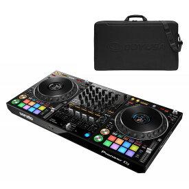 Pioneer DJ / DDJ-1000SRT パフォーマンスDJコントローラー ケース付セット【SCRATCH音ネタ入りUSBメモリーサービス!】【お取り寄せ商品】【渋谷店】