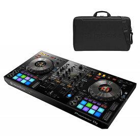 Pioneer DJ / DDJ-800 REKORDBOX DJ専用コントローラー ケース付セット【SCRATCH音ネタ入りUSBメモリーサービス!】【お取り寄せ商品】【渋谷店】
