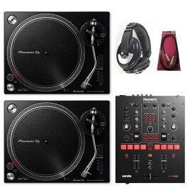 Pioneer DJ / PLX-500-K × NUMARK SCRATCH SET【豪華2大特典付き!】【お取り寄せ商品】【渋谷店】