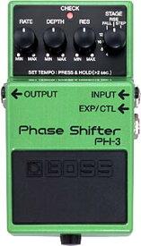 【新品】BOSS (ボス) / PH-3 Phase Shifter 【フェイザー】【エフェクター】【小物プレゼント!】【名古屋栄店】