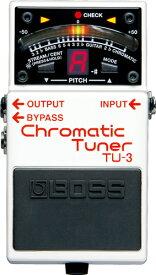 BOSS / Chromatic Tuner TU-3 [チューナー]【渋谷店】