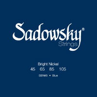 Sadowsky / Blue Label Normal Tention Bright Nickel SBN45 45-105【渋谷店】