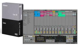 Ableton エイブルトン / Live 10 Suite 通常版 DAWソフトウェア【渋谷店】