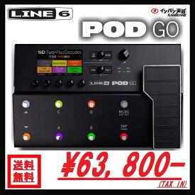 LINE 6 / POD GO《即納可能!》【渋谷店】