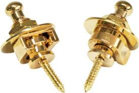 Mavis / Strap Safety Locks MSLP-1200G Gold 【メイビス】【セーフティーロック(ロックピン/ストラップロック)】【エンドピン/ストラップピン】【ゴールド】【新宿店】