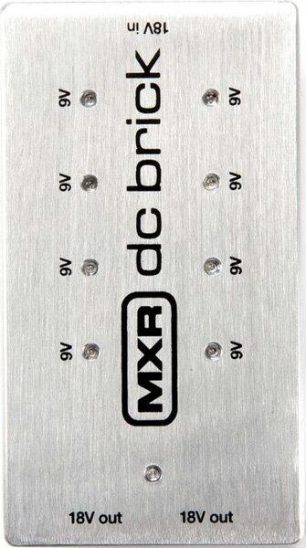 MXR / M237 DC Brick Power Supply 【エフェクター】【M-237】【DCブリック】【パワーサプライ】【福岡パルコ店】