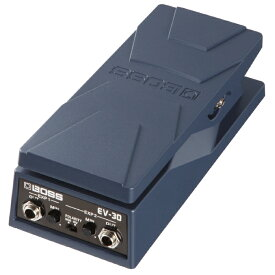 BOSS / EV-30 DUAL EXPRESSION PEDAL ≪今ならピック10枚プレゼント!≫【2系統のデュアルEXP OUTを搭載!即戦力の逸品!】ボス エクスプレッションペダル【TFJ2】【新宿店】