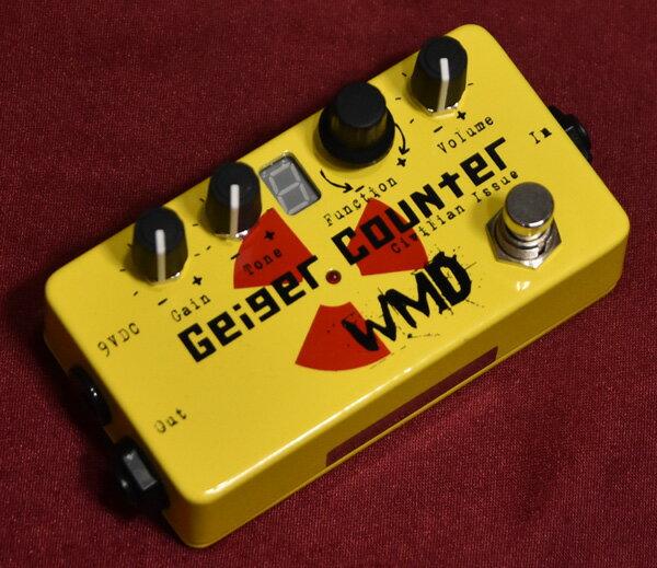 WMD / Geiger Counter Civilian Issue 【ノイズペダル】【心斎橋店】