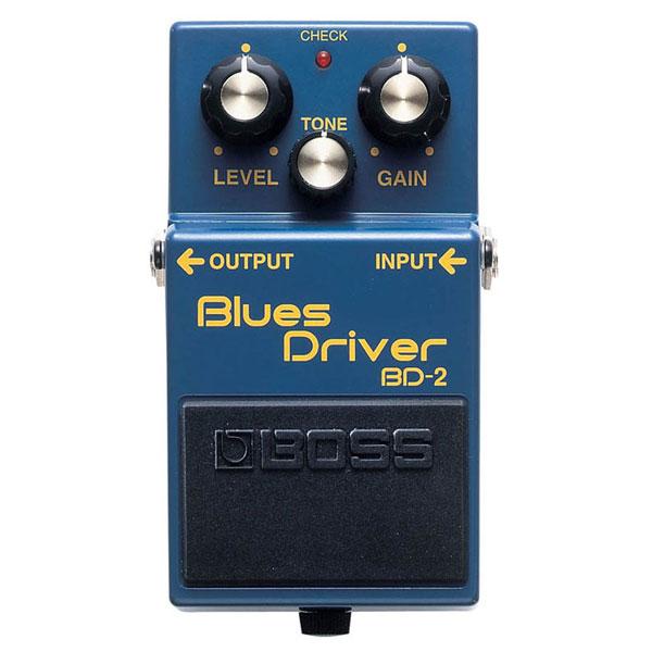 BOSS / BD-2 Blues Driver ≪今ならピック10枚プレゼント!≫【箱崩れ特価】【現在、イシバシ楽器店で最も売れている歪み系エフェクター!】【超安心5年保証付】ボス ブルースドライバー 【新宿店】