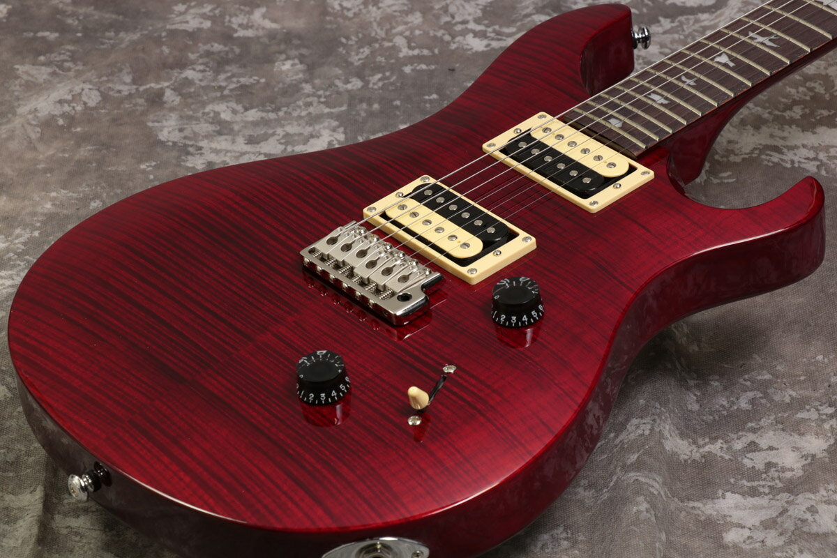 Paul Reed Smith (PRS) / SE Custom 24 Scarlet Red 【梅田店】