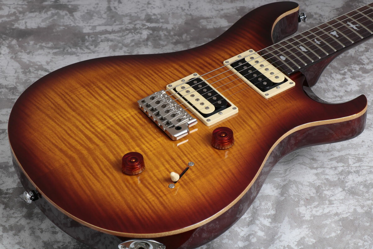 Paul Reed Smith (PRS) / 2017 Model SE Custom 24 Tobacco Sunburst (TS) ポールリードスミス 【梅田店】
