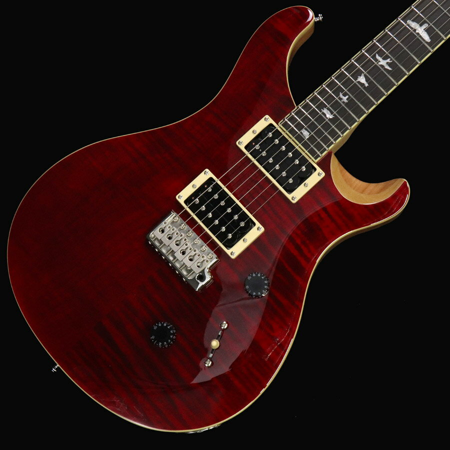 Paul Reed Smith (PRS) / Japan Limited SE CUSTOM 24 Beveled Maple Top Black Cherry/Natural Back 【梅田店】