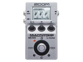 ZOOM ズーム / MULTI STOMP MS-50G for Guitar【横浜店】