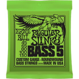 ERNIE BALL / 2836 RegularSlinky アーニーボール 5弦ベース用セット弦 1セット
