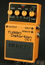 BOSS / DS-2 Turbo Distortion ボス ディストーション《DS-1デザインピンバッジプレゼント:811142900》
