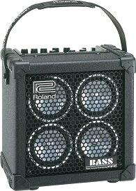 【あす楽365日】Roland ローランド / MICRO CUBE BASS RX ベースアンプ 【電池駆動も可能な人気のエレキベースアンプ】【キューブ】【YRK】