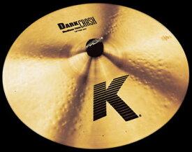 Zildjian K.Zildjian Dark Crash Medium Thin 18インチ [K18 DCMT](NKZL18DKC.MT)【YRK】【お取り寄せ商品】