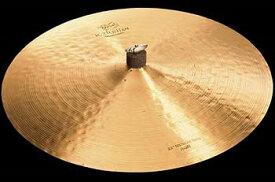 Zildjian K Zildjian CONSTANTINOPLE Medium Thin Ride 22インチ (56cm) HIGH ジルジャン シンバル【YRK】【お取り寄せ商品】