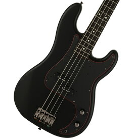 Fender / Made in Japan Limited Noir Precision Bass Rosewood Fingerboard Black フェンダー《純正ケーブル&ピック1ダースプレゼント!/+2306619444005》