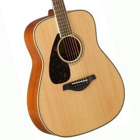 【在庫有り】 YAMAHA / FG820L NT (ナチュラル) 【左利き用】 ヤマハ フォークギター アコースティックギター アコギ FG-820 入門 初心者 《+2308111771009》【YRK】