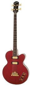 【在庫有り】 Epiphone / Allen Woody Rumblekat Bass Wine Red (WR) エピフォン ベース