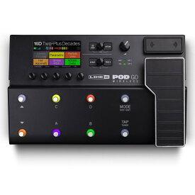 【あす楽対象商品】Line 6 / POD Go Wireless ライン6《特典つき!/+2307117130001》【YRK】【PTNB】