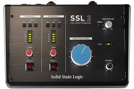 【あす楽対象】Solid State Logic (SSL) ソリッドステートロジック / SSL 2 USBオーディオ・インターフェイス