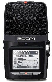 【あす楽対象】ZOOM ズーム / H2n ハンディ レコーダー