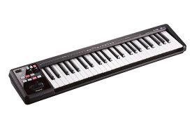 【あす楽対象商品】Roland ローランド / A-49 BK 49鍵MIDIキーボード(A49)【YRK】【PTNB】