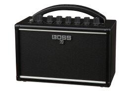 【あす楽365日】【在庫有り】 BOSS / KATANA-MINI KTN-MINI ボス ギターアンプ 電池駆動 ポータブルアンプ【YRK】
