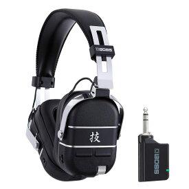 【あす楽対象】BOSS ボス / 技 WAZA-AIR ワイヤレス・ギター・ヘッドホン・システム Bluetoothアンプ 【YRK】【PTNB】《特典つき!/+2307117130001》《イシバシ限定 BOSS箸プレゼント! /+2100000122035》