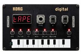 【あす楽365日】KORG コルグ / Nu:Tekt NTS-1 digital KIT コンパクトDIYシンセキット【YRK】