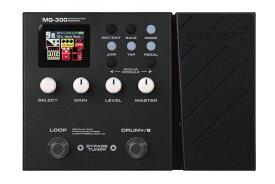 【あす楽対象商品】NUX / MG-300 Modeling Guitar Processor ニューエックス マルチエフェクター【PTNB】《特典つき!/+2307117130001》