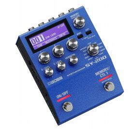 BOSS / SY-200 Synthesizer 《予約受付/10月30日発売》《イシバシ限定 BOSS箸プレゼント! /+2100000122035》【YRK】