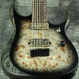 Ibanez / Axion Label RGD71ALPA Charcoal Burst Black Stained Flat [B級アウトレット特価品] [3.66kg] [S/N:I210614210]