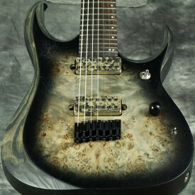 Ibanez / Axion Label RGD71ALPA Charcoal Burst Black Stained Flat [B級アウトレット特価品] [3.52kg] [S/N:I210614203]