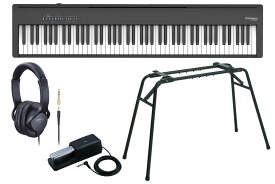 Roland ローランド / FP-30X BK【数量限定アクセサリーセット!】ブラック 電子ピアノ(FP30X)【YRK】