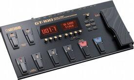 【あす楽365日】BOSS / GT-100 COSM Amp Effects Processor マルチ エフェクター【YRK】