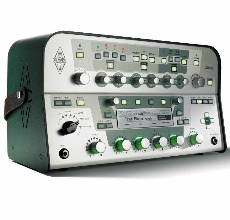 Kemper / Profiler Amp White プロファイラーアンプ ケンパー【国内正規品】【YRK】
