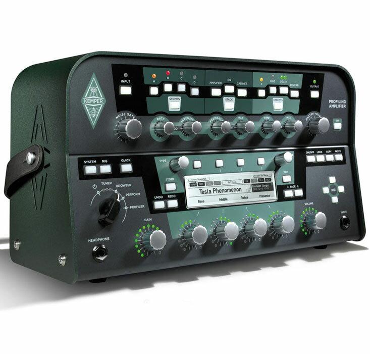 KEMPER / PROFILER AMP BLACK プロファイラーアンプ ケンパー 【国内正規品】《予約注文/次回納期未定》【YRK】